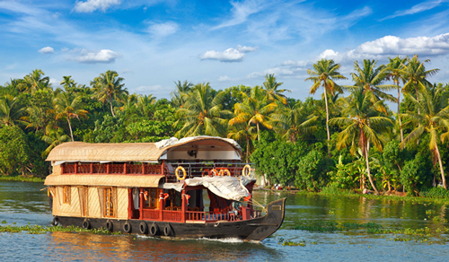 Tour and Travel God's Own Country - Kerala